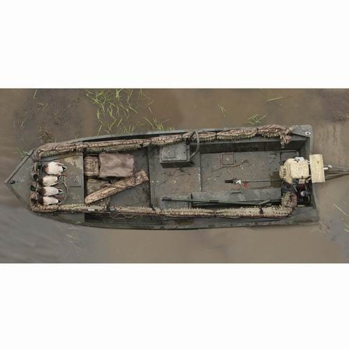 Avery 17 19 Quick Set Boat Frame Kit With Camo Net