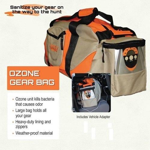 e8a91c629ee15 SCENT CRUSCHER Scent Crusher Ozone Gear Bag - Distribution Plein Air