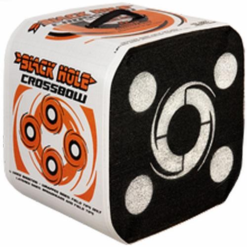 Black Hole Crossbow target
