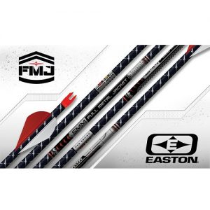 EASTON 5MM Full Metal Jacket – Match Grade 6 PACK