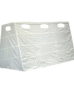 TANGLEFREE Panel Blind Snow Cover